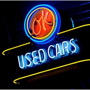 Pre-Owned Automobile Dealerships