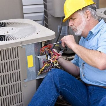 HVAC Contarctor Business for Sale