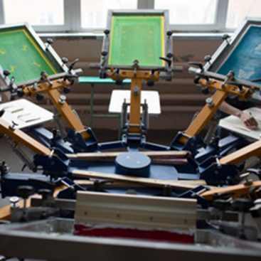 Screen Printing Business For Sale - The Kingsley Group